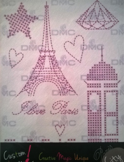 Patchwork Broderi Paris
