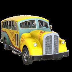 Patchwork Bus Tur